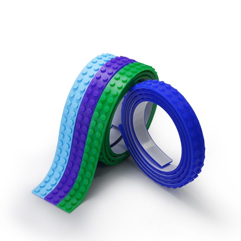 Silicone Lego Tape Factory Wholesale Building Block Tape