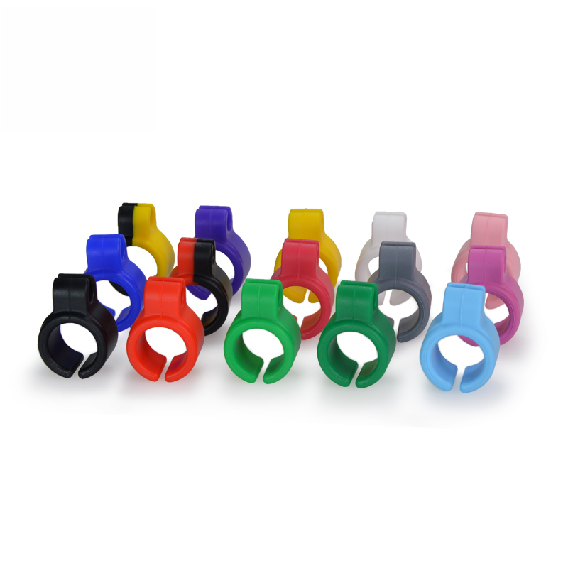 Silicone Finger Ring Cigarette Holde Factory Wholesale