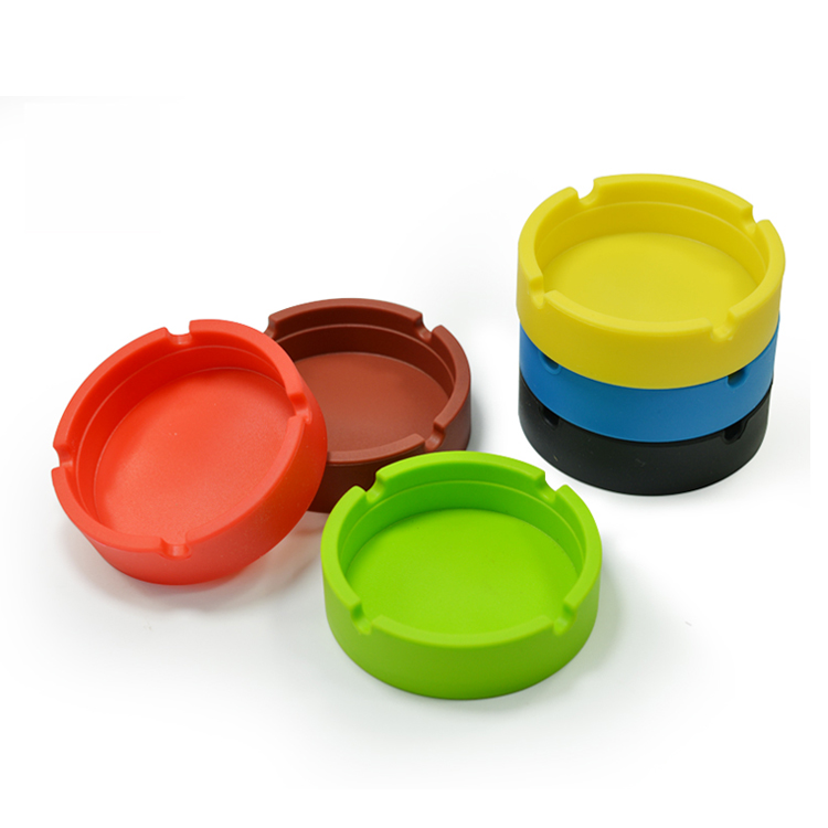 Silicone Ashtray Wholesale Custom Portable Ashtray Factory